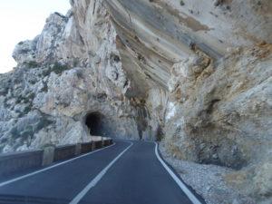 Zufahrtsstraße zum Cap Formentor